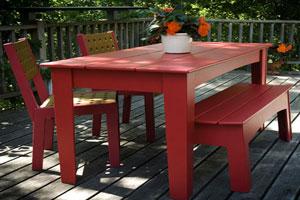 September Outdoor Furniture
