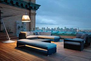 Rooftop Outdoor Furniture